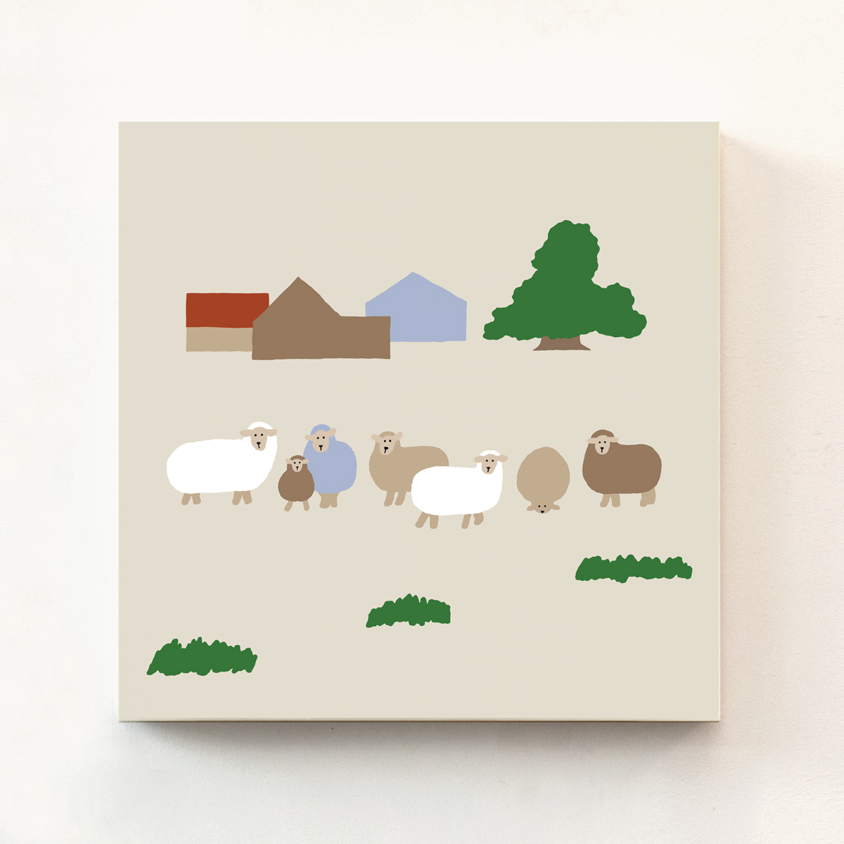 SHEEP FARM CANVAS