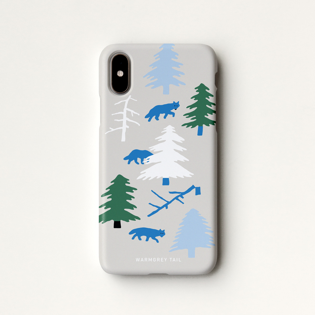 NORTH LAND PHONE CASE