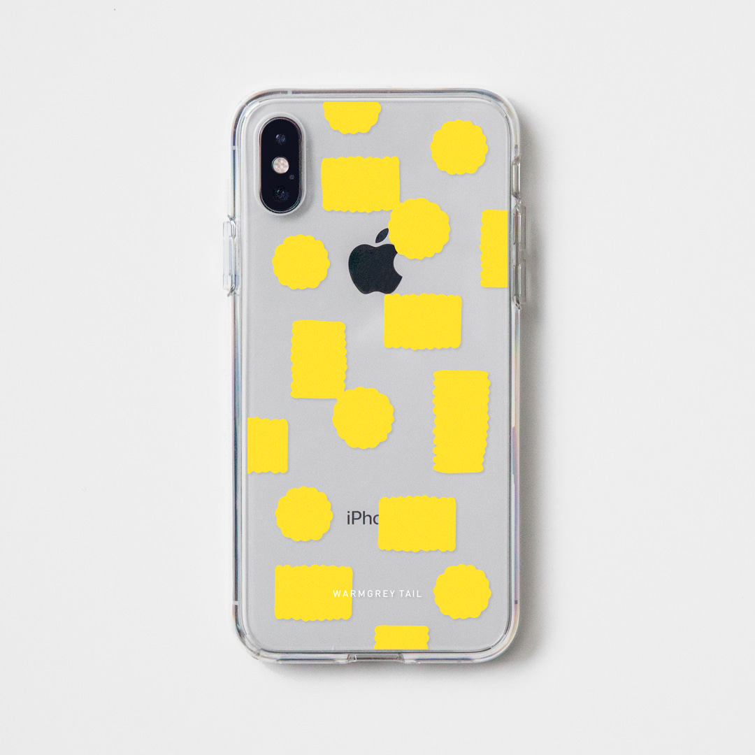 CORN CLEAR CASE